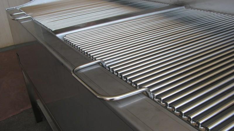 Barbecue in acciaio inox su misura - Barbecue Acciaio su misura - TR Inox