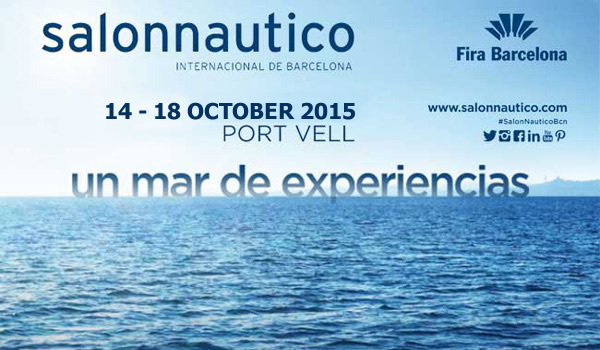 14/18 ottobre 2015 - Barcelona International Boat Show